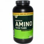 أقراص امينو 2222 لزيادة الكتلة العضلية الصافية للاعبي كمال الأجسام