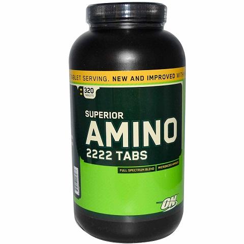 أقراص امينو 2222 لزيادة الكتلة العضلية الصافية للاعبي كمال الأجسام 1