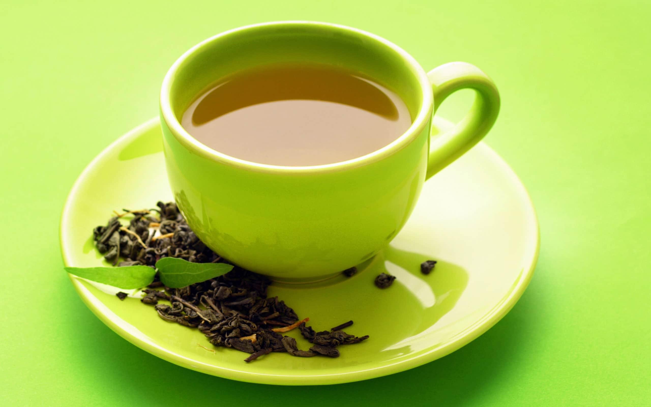 بالدراسات :كيف يساعدك الشاى الأخضر على حرق الدهون. 1