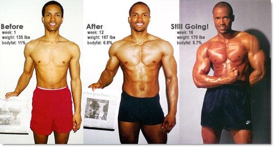 علاج النحافة - زيادة الوزن