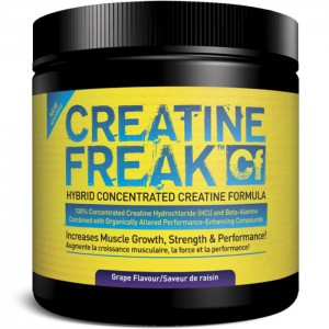 كرياتين فريك , creatine freak