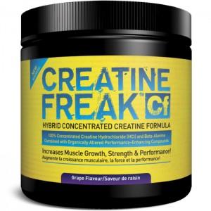 كرياتين فريك , creatine freak