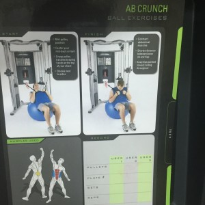 Abs Crunches