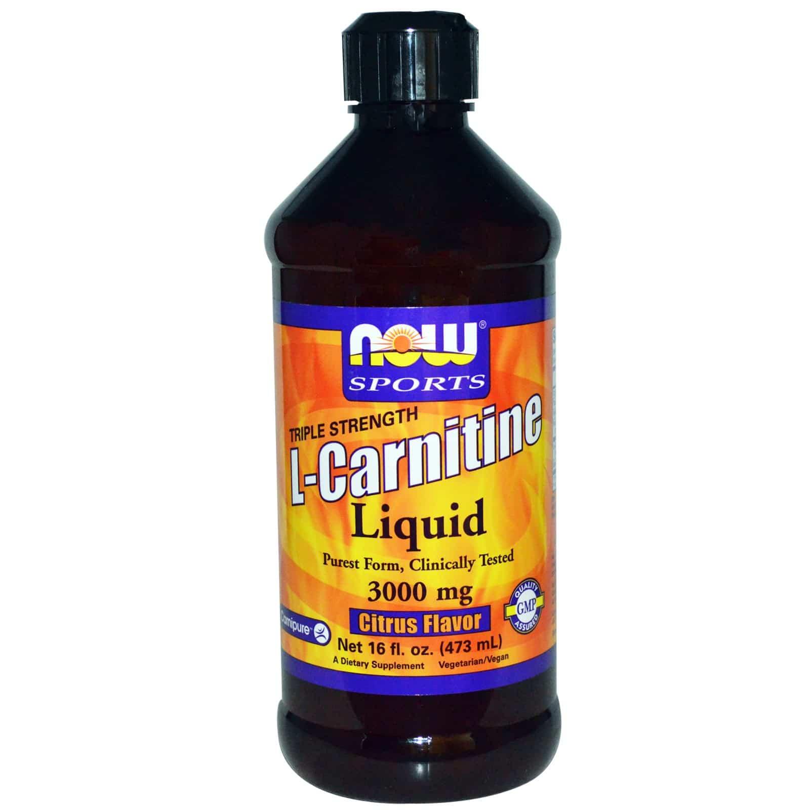 فاعلية الكارنتين للتخسيس و حرق الدهون و جرعته و أضراره 7