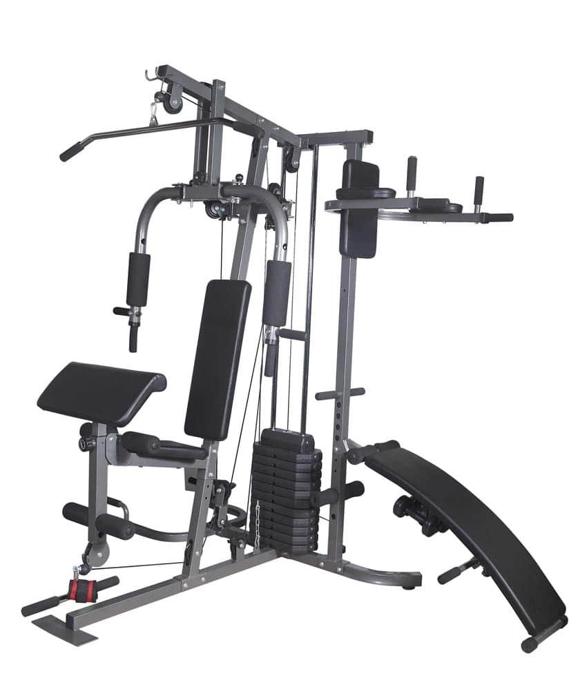 برنامج تدريبي لكل عضلات الجسم بالمالتي فت Multi Gym 21