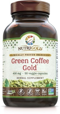 green coffee gold nutrigold