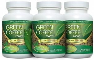 حبوب القهوة الخضراء للتخسيس فاعليتها أضرارها جرعاتها Green Coffee Extract 2