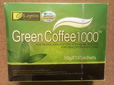 Green coffee gold 1000