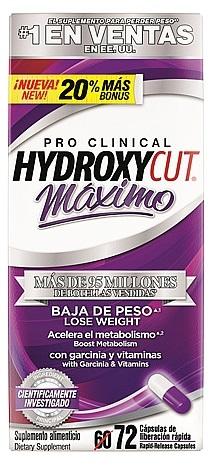 Hydroxycut Maximo