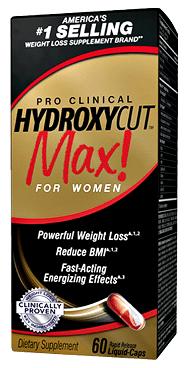 هيدروكسي كت ماكس للسيدات