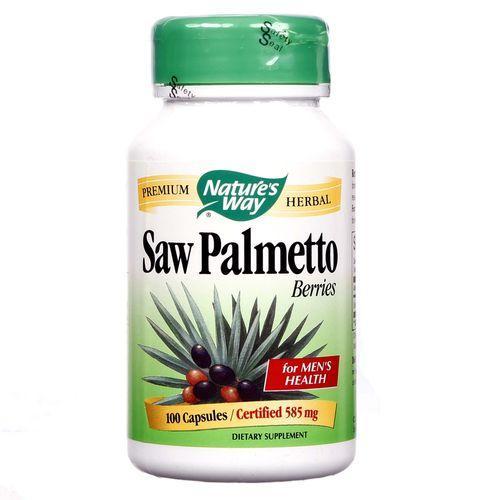 مكمل الSaw Palmetto