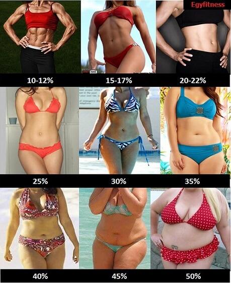 الوزن المثالي للمرأة المتزوجة