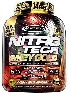 nitrotech gold نيترو تك جولد