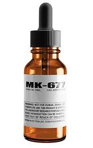 Ibutamoren هرمون النمو mk677