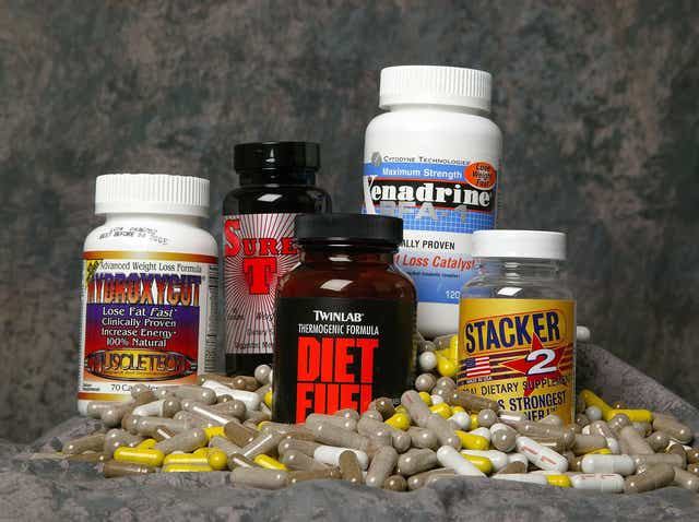 أدوية ومكملات التخسيس الضارة