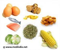 طعام يحتوي علي اوميجا 6
